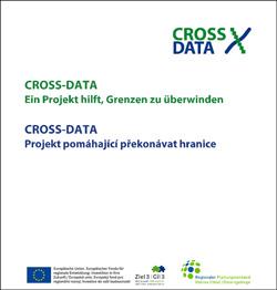 Titelseite Projektbroschüre Deutsch/Tschechisch